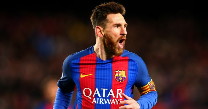 Lionel Messi: Barca ready to offer forward a new deal