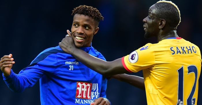 Tottenham Hotspur back in for Zaha