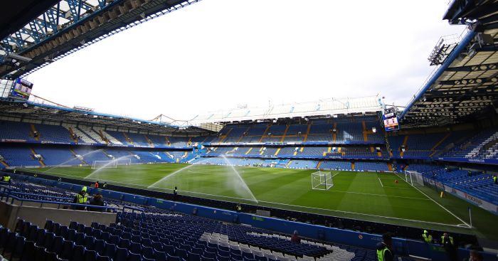 Stamford Bridge: Set for £500m redevelopment