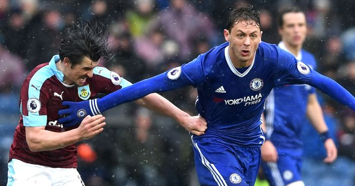 Nemanja Matic: Reportedly scouted by Barcelona