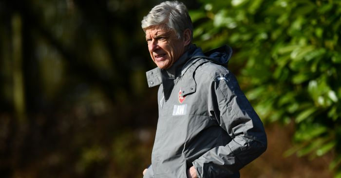 Arsene Wenger: Arsenal future is in the balance