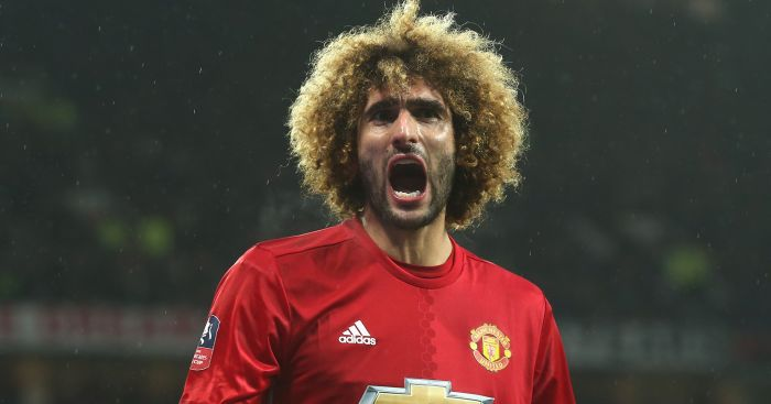 Marouane Fellaini: Confident United can beat Chelsea