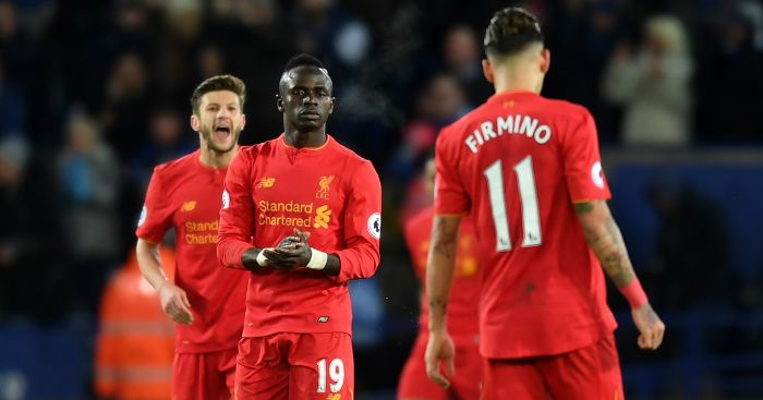 Liverpool: Have struggled against the smaller sides this season