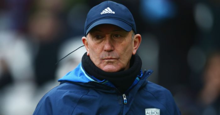 Tony Pulis: In no rush for West Brom talks