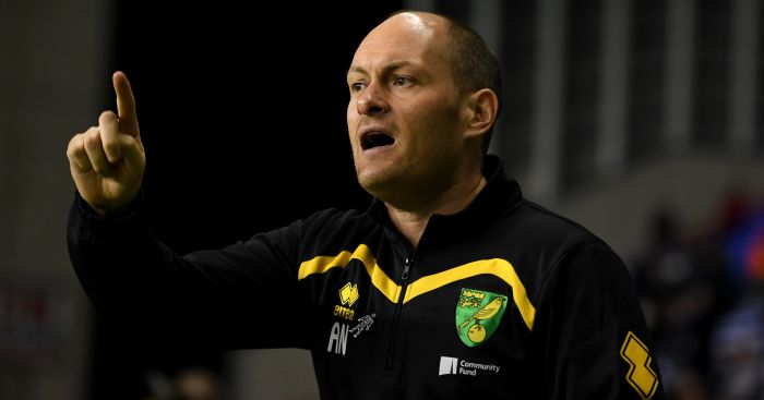 Alex Neil: Sacked by Championship side Norwich