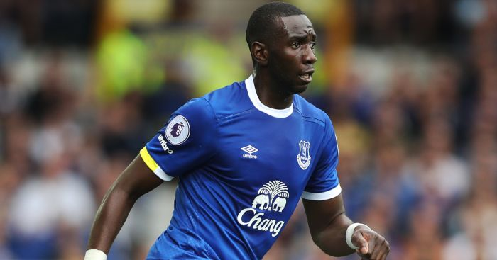 Yannick Bolasie: Currently on the sidelines with a cruciate injury