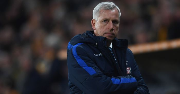 Alan Pardew: Could replace Alex Neil at Norwich