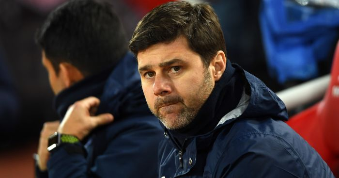 Mauricio Pochettino: Hoping to avoid an FA Cup upset