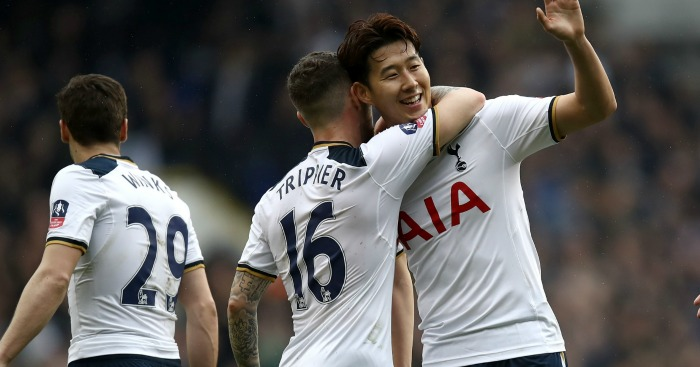 Heung-min Son: Can shine for Spurs in central role
