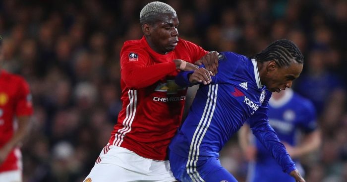 Paul Pogba: Praised by Mourinho after FA Cup exit