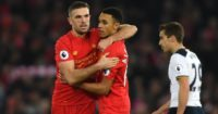 Trent Alexander-Arnold: Looking to get into Jurgen Klopp's plans