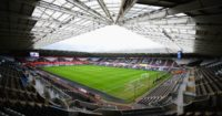 Liberty Stadium: Swansea have signed one for the future