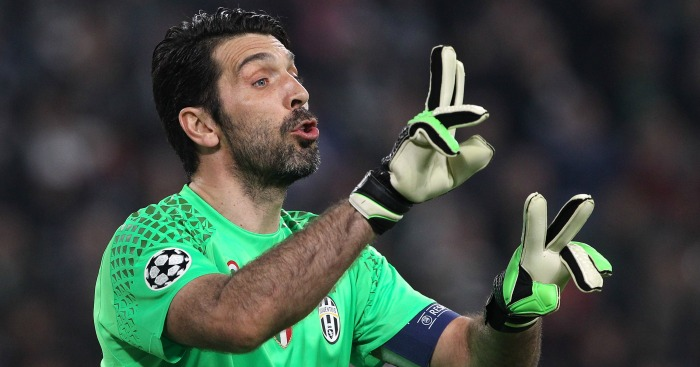 Gianluigi Buffon wins FIFA best goalkeeper of the year award