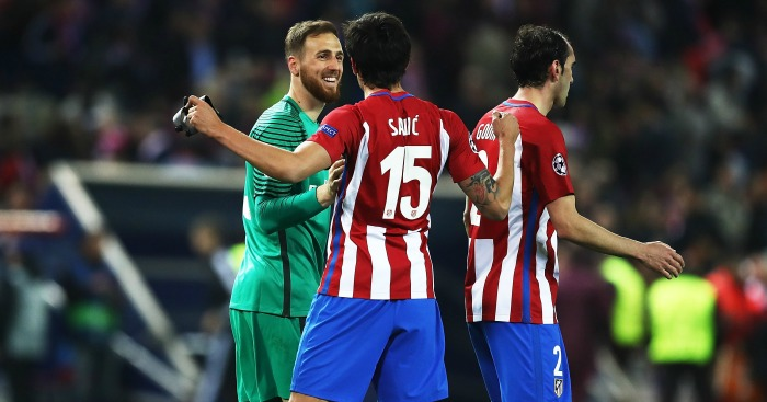 Atletico Madrid: Into last eight