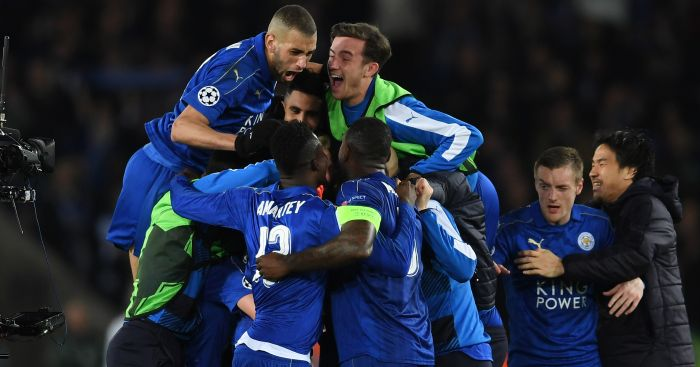 Leicester: Stunned Sevilla to reach the last eight