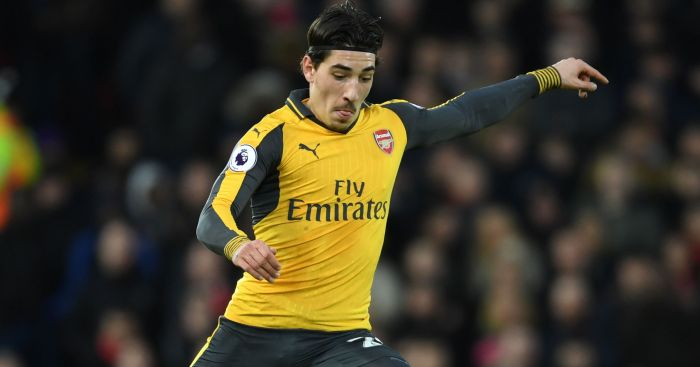 Hector Bellerin: Could be sold this summer
