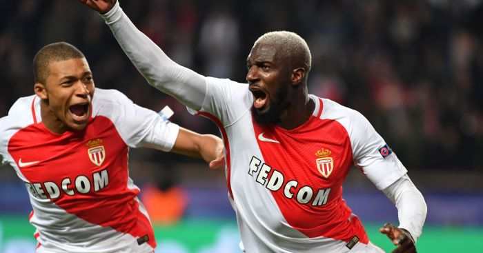Kylian Mbappe & Tiemoue Bakayoko: Linked with Man United
