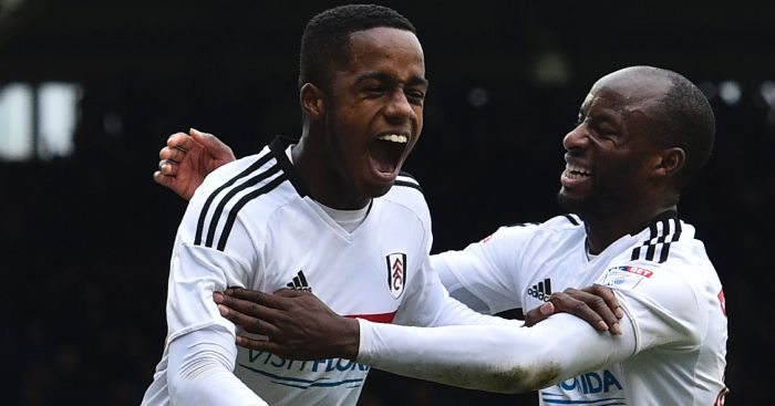 Ryan Sessegnon: Set for summer Liverpool switch