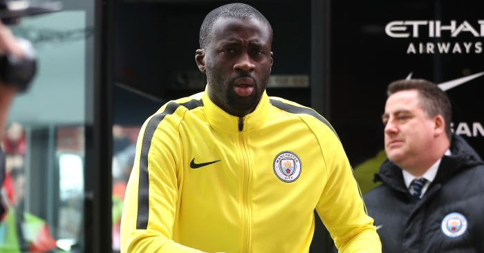 Yaya Toure: Set to leave Man City this summer