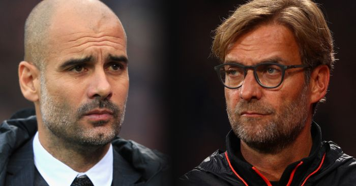 Jurgen Klopp: Has plenty of respect for City boss Guardiola