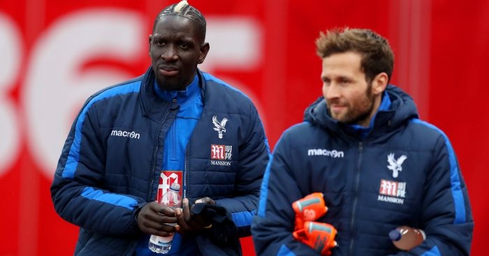 Mamadou Sakho: Currently on loan at Crystal Palace