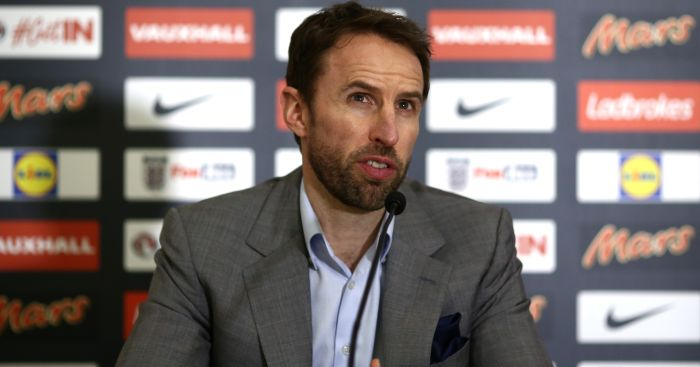 Gareth Southgate: Looking to achieve big things with England