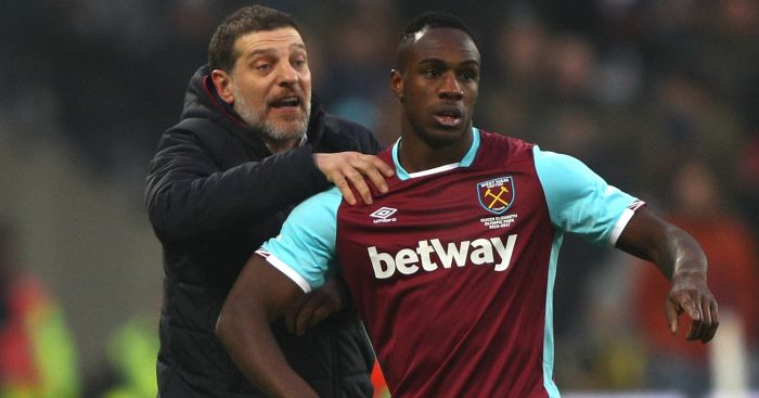 Michail Antonio: Ruled out for the rest of the season