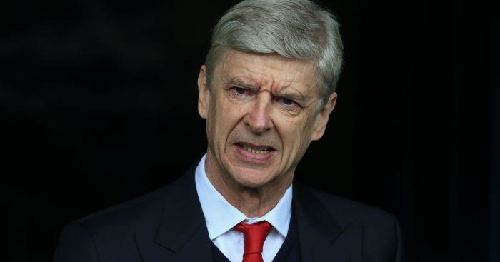 Arsene Wenger: Labelled a failure