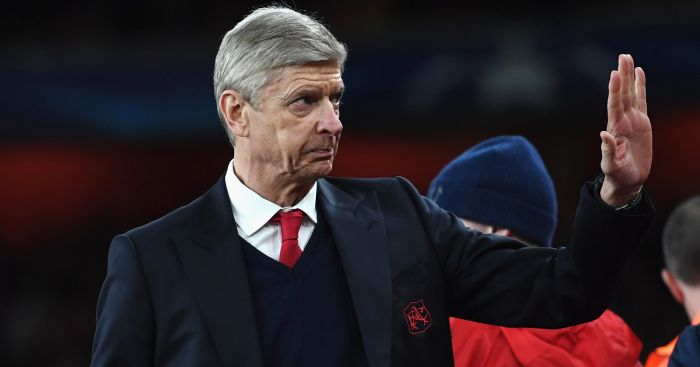 Arsene Wenger: Not saying goodbye to Arsenal fans just yet