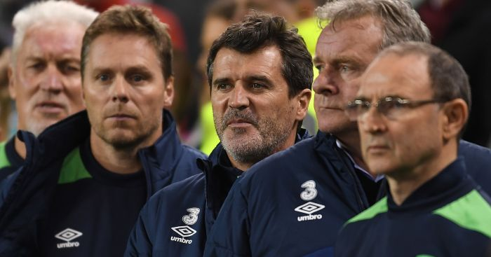 Roy Keane: Had some words of wisdom for a schoolgirl