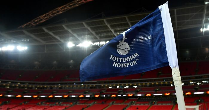 Wembley Stadium: Could host all of Spurs' home games