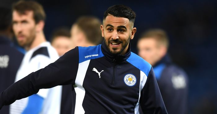 Leicester City confirms Riyad Mahrez's Fcaebook account was hacked