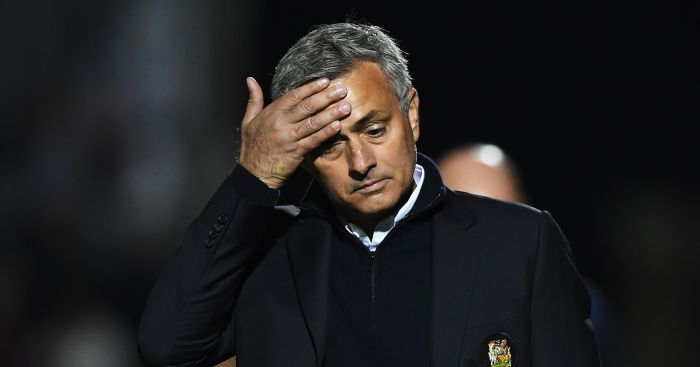 Jose Mourinho: Needs win