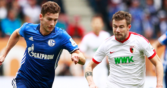 Barcelona pull out of race to sign Manchester United target Leon Goretzka