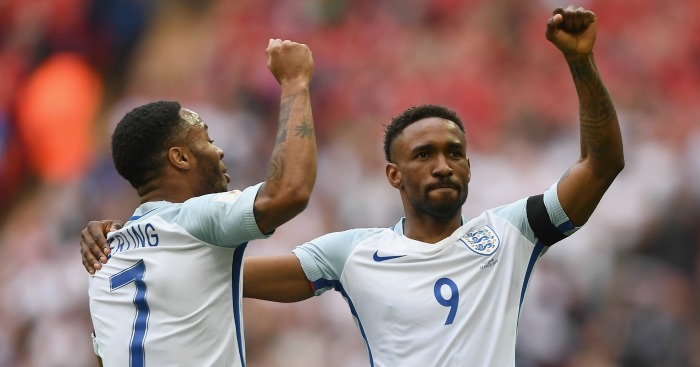 Jermain Defoe: Scores on England return