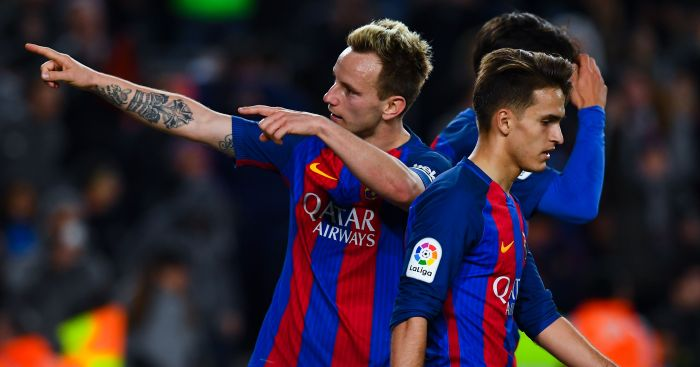 Ivan Rakitic: Barca star could be part of a swap deal