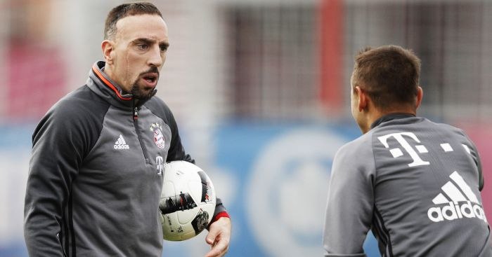Franck Ribery: Turned down moves to the Premier League