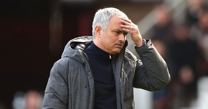 Jose Mourinho: Facing problems