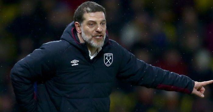 Slaven Bilic: West Ham future is in doubt