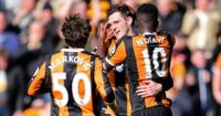 Andrew Robertson: On target in Hull's win over West Ham
