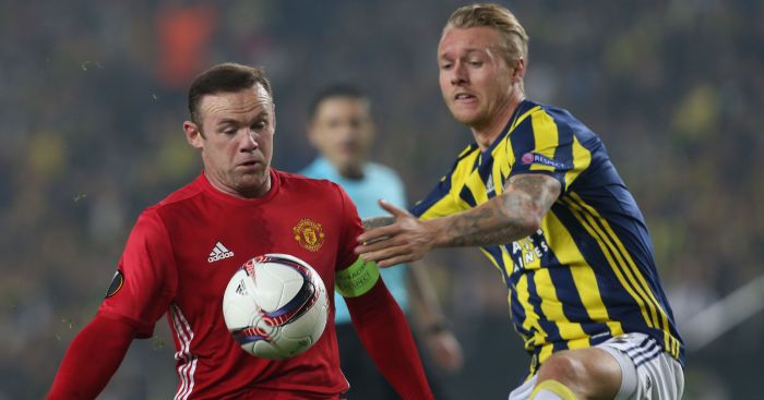 Simon Kjaer: A reported summer target for Liverpool