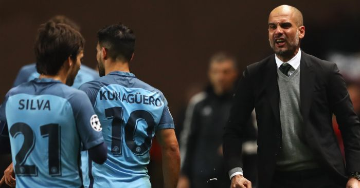 Pep Guardiola: Wants his team to convert their chances