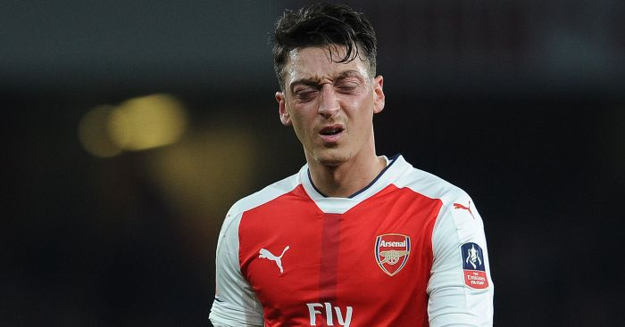 Mesut Ozil: Panned by Gary Neville on Sky Sports