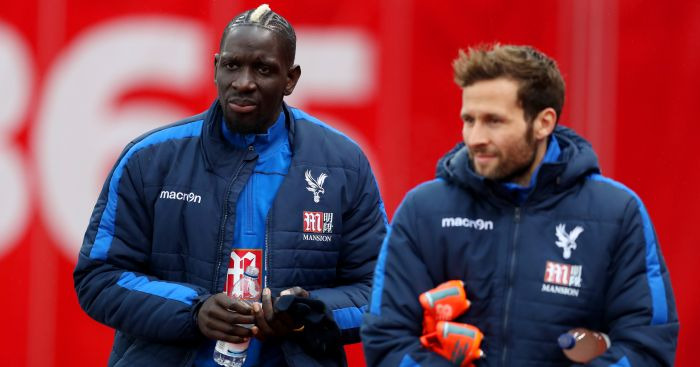 Mamadou Sakho: Currently on loan at Palace