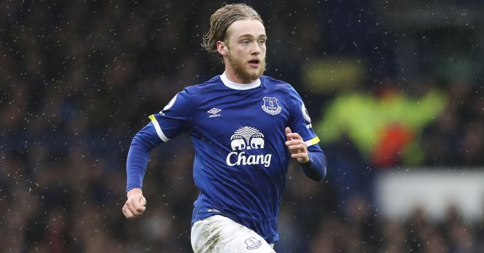 Tom Davies: Has signed a new, improved contract