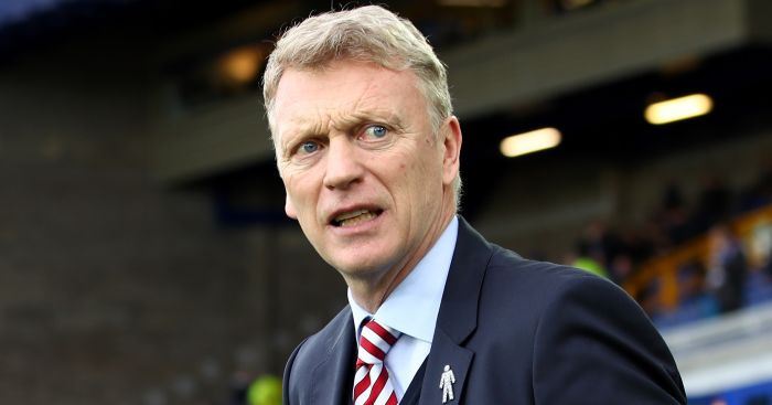 David Moyes: In desperate need of a win