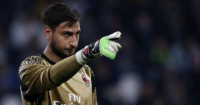 Gianluigi Donnarumma: Is wanted by Man Utd and Real Madrid