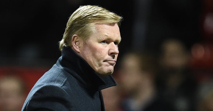 Ronald Koeman: Says Everton will give Chelsea a test