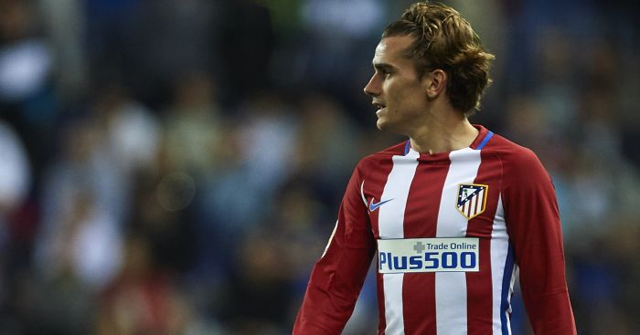 Antoine Griezmann: Fed up with transfer talk