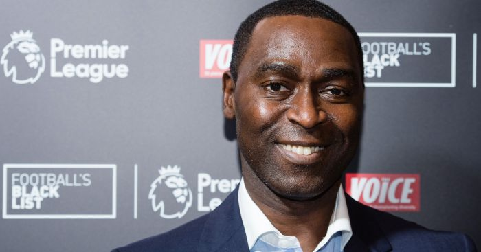 Andrew Cole: Has undergone a kidney transplant